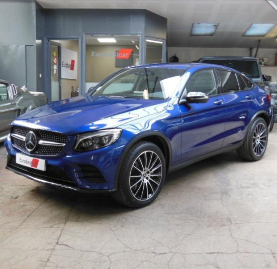 MERCEDES GLC COUPE 350E HYBRIDE 211+116CH FASCINATION 4MATIC 7G-TRONIC PLUS