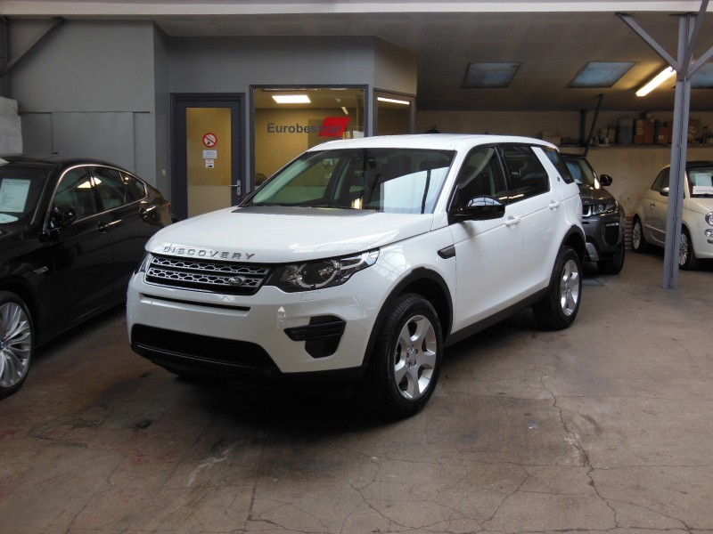 land rover discovery sport 2 0 ed4 150 2wd pure diesel v hicules vendus. Black Bedroom Furniture Sets. Home Design Ideas