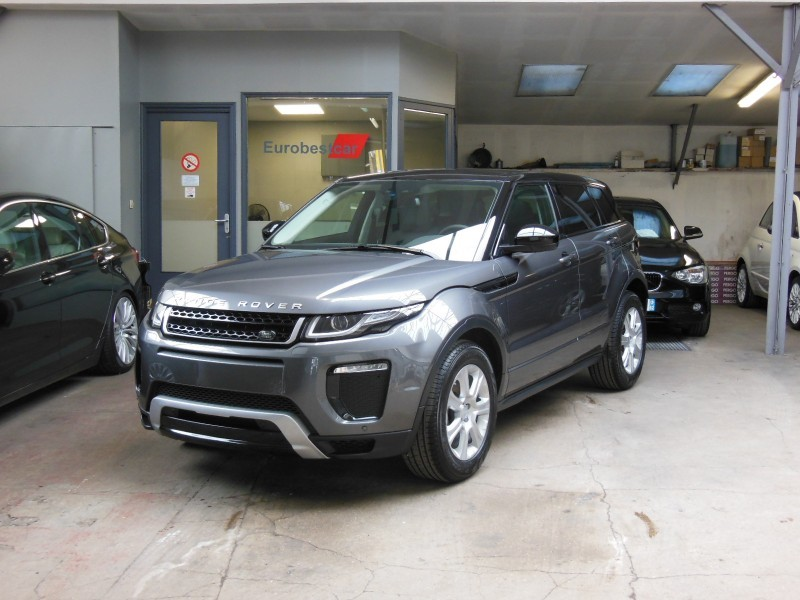 land rover range rover evoque 20 td4 150 se dynamic at autos post. Black Bedroom Furniture Sets. Home Design Ideas