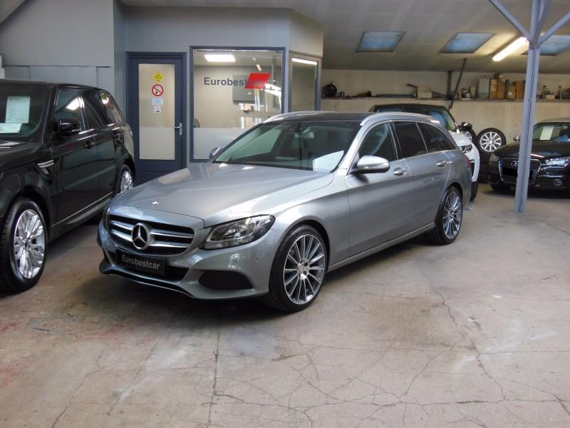 Mercedes Classe C Iv Sw 200 Bluetec Executive 7g Tronic Diesel