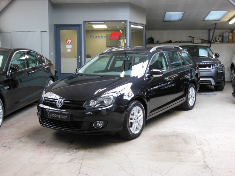 volkswagen golf vi sw 1 6 tdi 105ch bluemotion fap. Black Bedroom Furniture Sets. Home Design Ideas